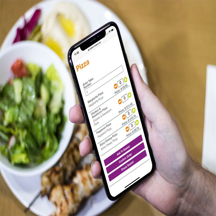 Why you need our mobile food ordering app