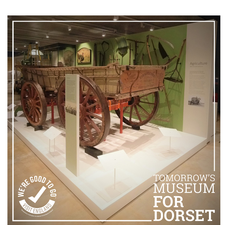 Dorset Museum partners with Vennersys for their Ticketing and EPoS System